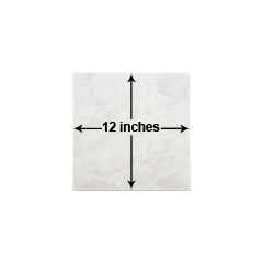 12 Inch Tile Skin (Pack of 8)