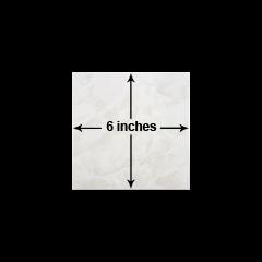 6 Inch Tile Skin (Pack of 10)