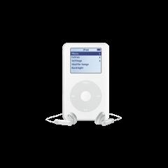 iPod 4G Mono