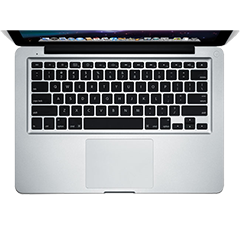 MacBook Pro 13-Inch (Unibody Non Retina) (2009 - 2012) Keyboard