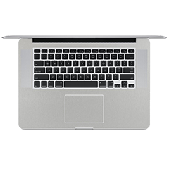 MacBook Pro 15-Inch Retina Keyboard (Mid 2015)