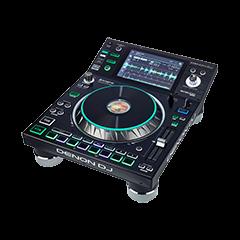 SC5000 Prime Professional Digital DJ Media Player