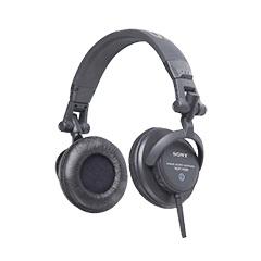Sony MDR-V500 Headphones Skin, Decals, Covers & Stickers