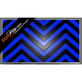 Black & Blue Chevron Acer Aspire S7 13.3