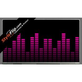 Pink Equalizer Acer Aspire S7 13.3