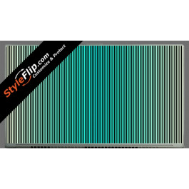 Teal Stripes Acer Aspire S7 13.3