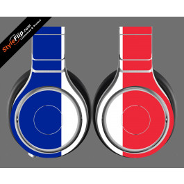 French Flag  Beats By Dr. Dre Beats Pro Model