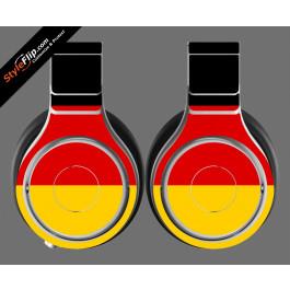 German Flag  Beats By Dr. Dre Beats Pro Model