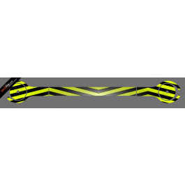 Black & Yellow Chevron Beats By Dr. Dre Solo 3 Wireless