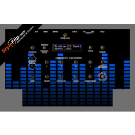 Blue Equalizer Dave Smith Instruments Mopho