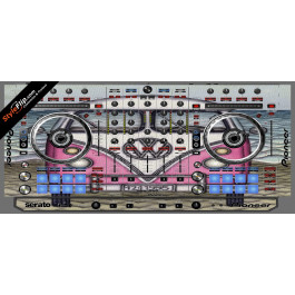 Dream Machine  Pioneer DDJ-SX