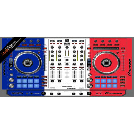 French Flag  Pioneer DDJ-SX