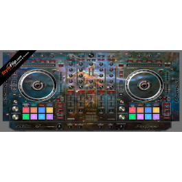 Star Dust  Pioneer DDJ-SX2
