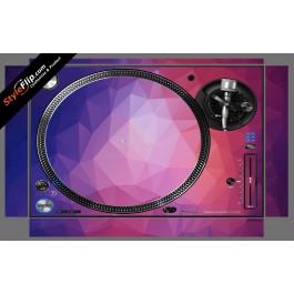 Blue Dreams Pioneer PLX-1000