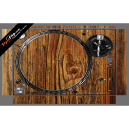 Classic Wood  Pioneer PLX-1000