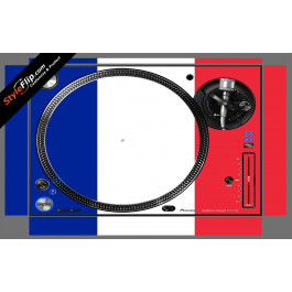 French Flag  Pioneer PLX-1000