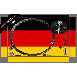 German Flag  Pioneer PLX-1000