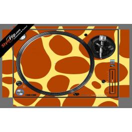 Giraffe Print  Pioneer PLX-1000