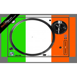 Irish Flag  Pioneer PLX-1000