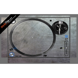 Steel Your Faceplate Pioneer PLX-1000