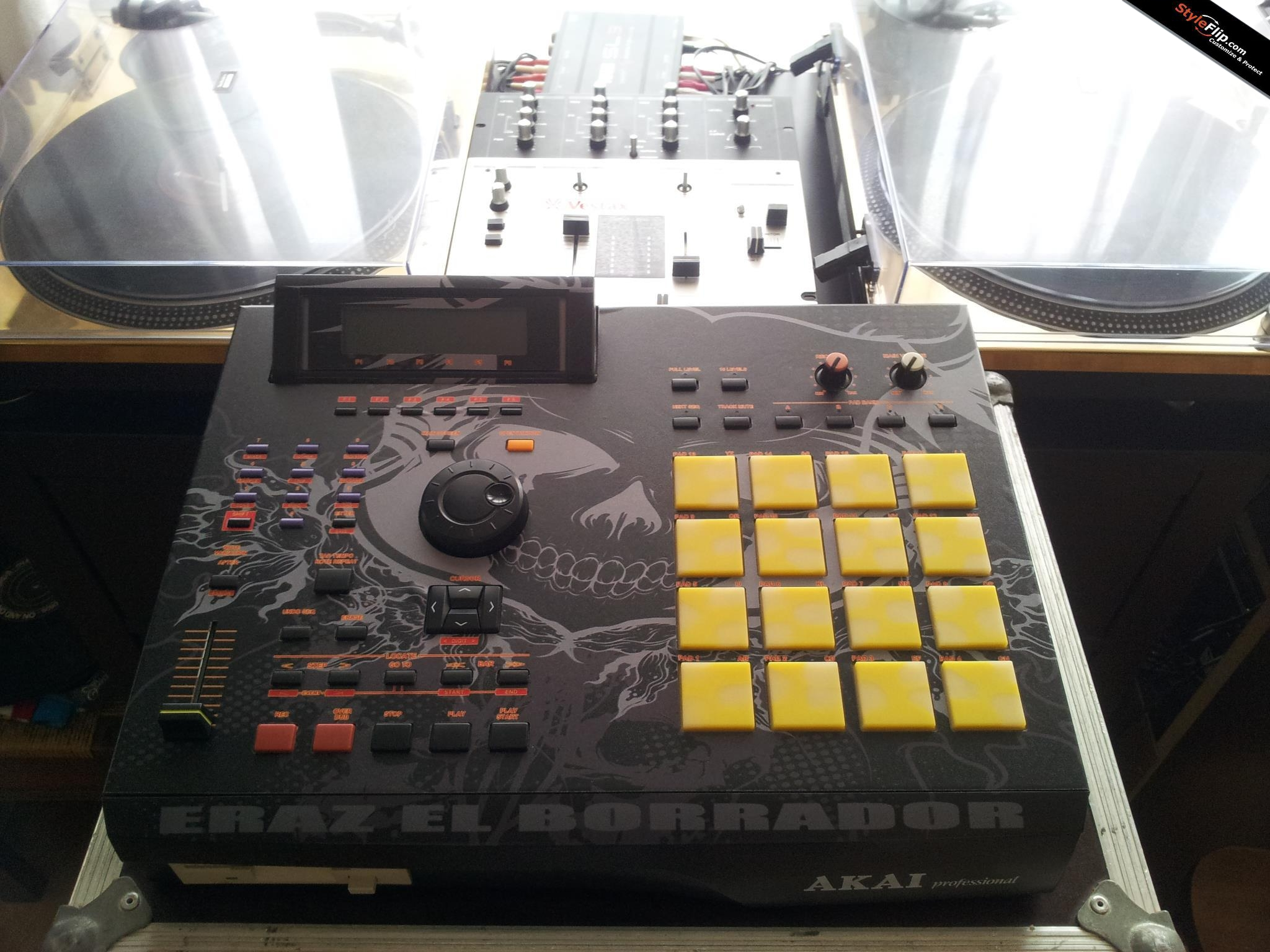 Akai MPC 2000 XL Skin, Decals, Covers & Stickers  Buy custom skins