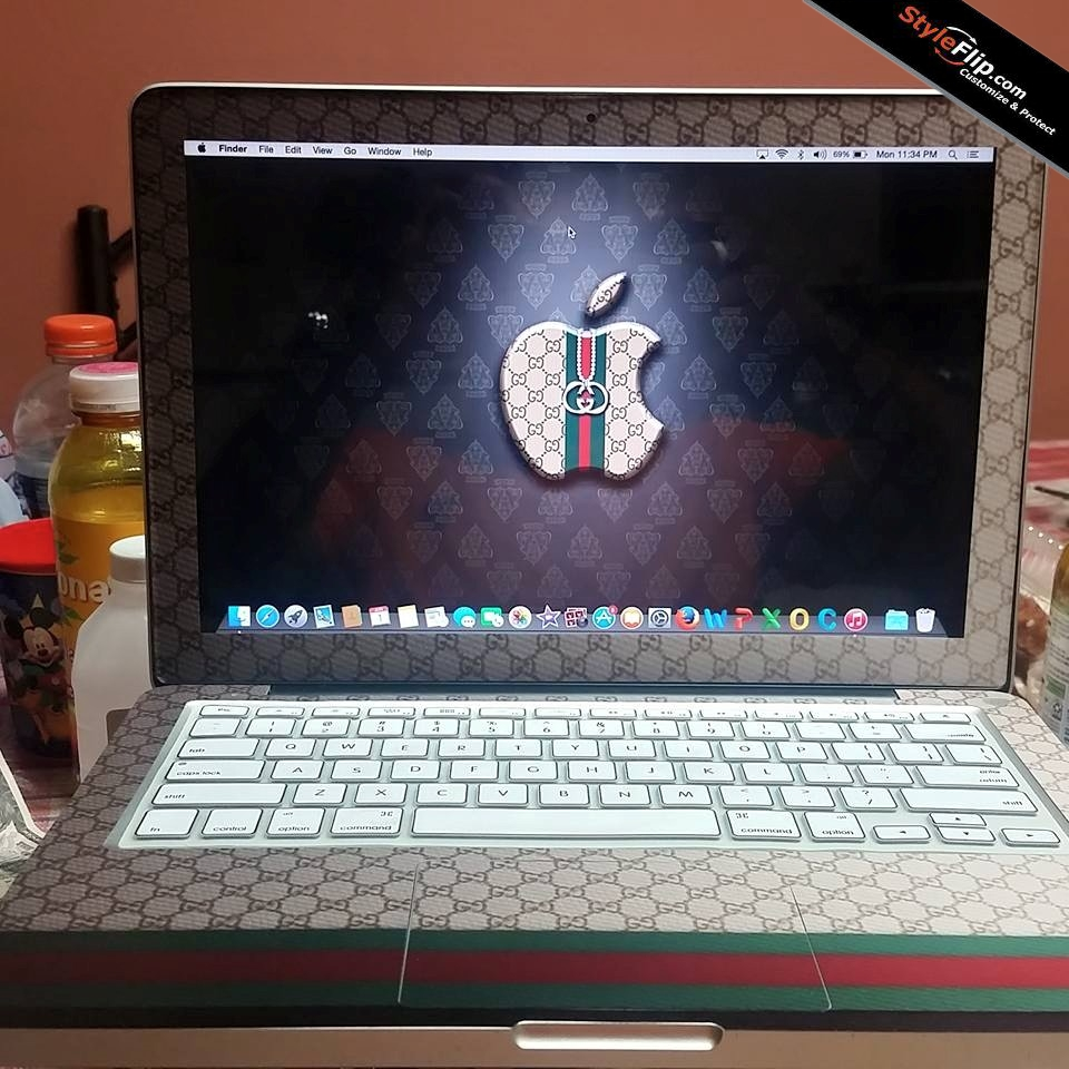 Apple Macbook Pro Unibody 13 Skin, Decals, Covers & Stickers  Buy