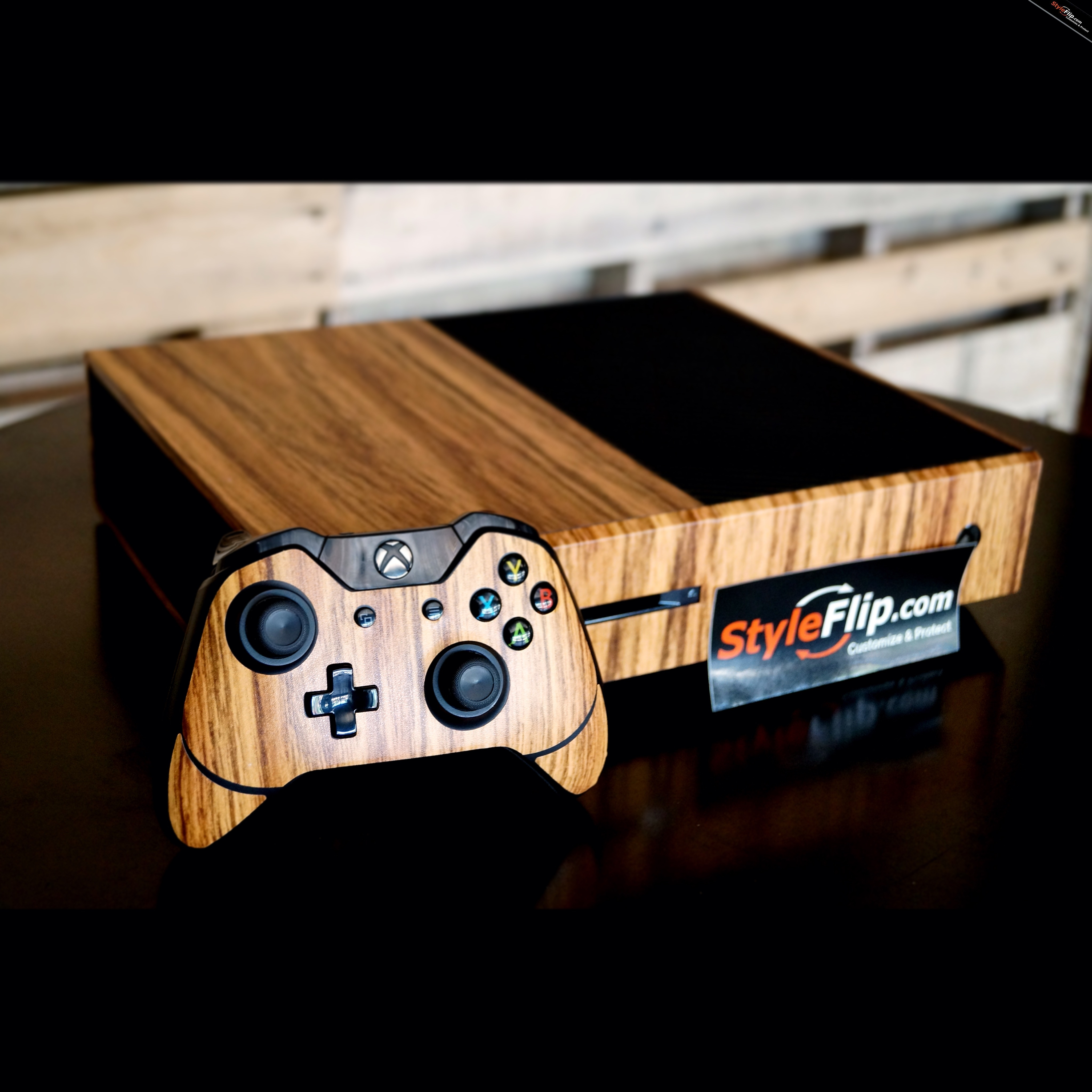 Microsoft Xbox One Console Skin, Decals, Covers & Stickers  Buy