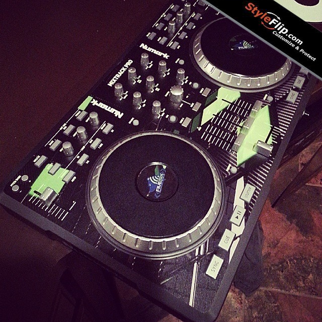 Numark Mixtrack Pro Skin, Decals, Covers & Stickers  Buy