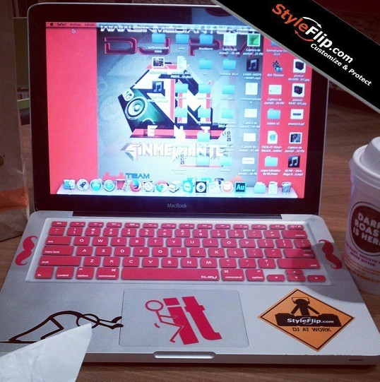 Custom Macbook Pro 13