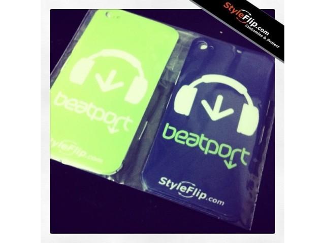 Apple Iphone 4S Custom Skin Decal Beatport