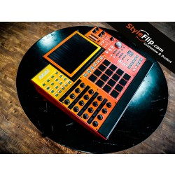 akai-mpc-x-sunburst-top-skin