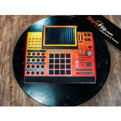 akai-mpc-x-sunburst-top