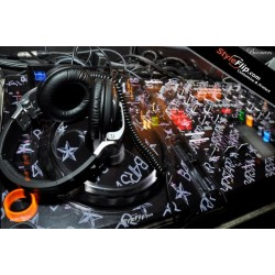 Pioneer DJM 2000 And CDJ 2000 Custom Skin BarStar