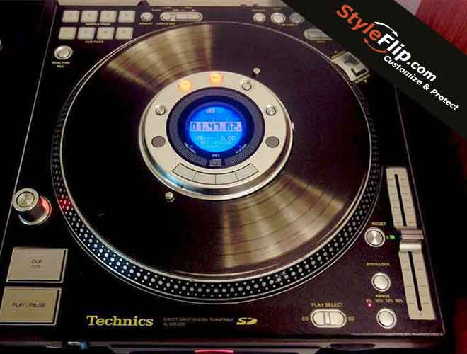 Technics Sl Dz1200 Skin Decals Covers Amp Stickers Buy