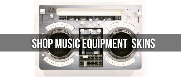 Style Flip: DJ Skins, Pro Audio Skins, iPod Skins, Laptop